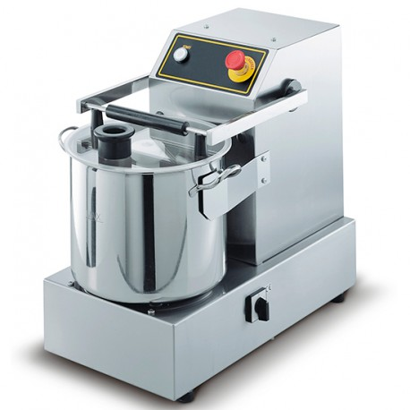 Cutter de table avec variateur de vitesse, 5,3 litres