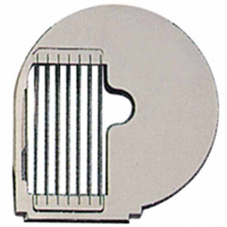 French fries slicing disc, thickness 6 mm, only combined with FLE0005