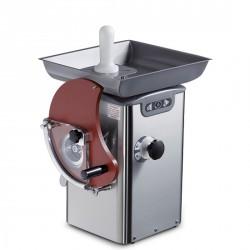Hachoir à viande réfrigéré avec reconstituteur 350 kg/h