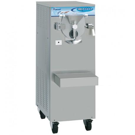 Turbine horizontale avec condensation à air, capacité 2-4 kg, production 25 kg/h