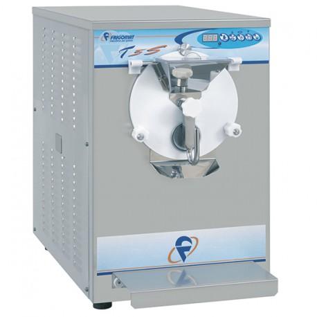 Turbine horizontale avec condensation à air, capacité 1-3 kg, production 15 kg/h
