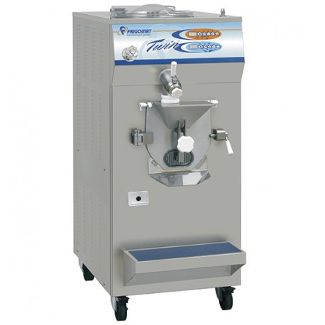 Machine combinée avec condensation à eau, capacité 2-4 kg, production 25 kg/h