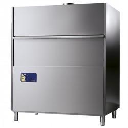 Lave-batterie électronique, panier 550x610x650 mm