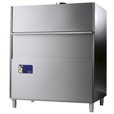 Lave-batterie électronique, panier 550x610x850 mm