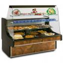 Comptoir réfrigéré statique pour pâtisserie avec 4 tiroirs, +4 °C/+6 °C, 2900 mm