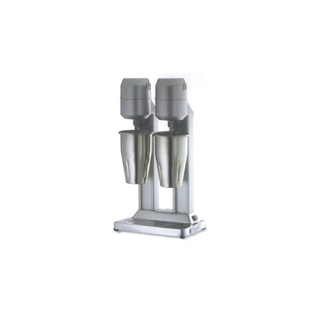 Machine à milk-shake avec 2 verres en Lexan de 0,7 litres, 1 vitesse