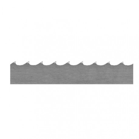 1,60 m - - Band lame dents de scie 6mm (Pack de 5)