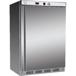 Réfrigérateur dessous de comptoir inox Polar