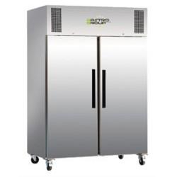 Armoire réfrigérée négative gastro double porte Polar 1200L
