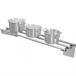 Stainless Steel Wall Shelf 1200x 300 mm