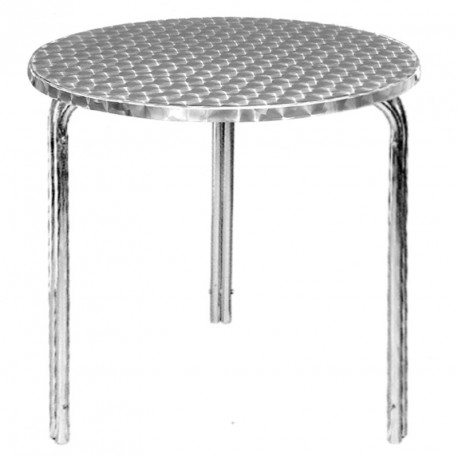 Bolero Round Bistro Table 800mm