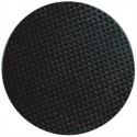 Plateau de table rond noir 600mm
