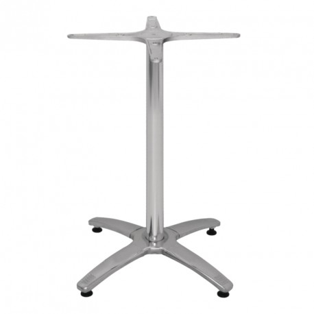 Werzalit Square Table Top White 600mm