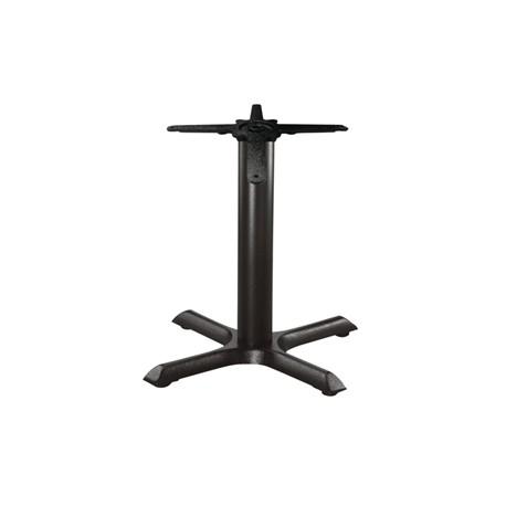 Bolero Aluminium Flip Top Table Base