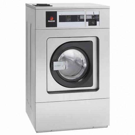 machine à laver self-service à super essorage, 18 kg