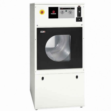 sèche-linge self-service avec caisse en acier galvanisé, 28,75 kg (1:20), 23 kg (1:25)