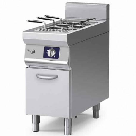 cuisseur à pâtes électrique sur soubassement fermé, 40 litres