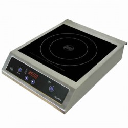 induction hob, tabletop, 1 plate 3 kW