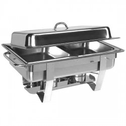 chafing dish, 2x GN 1/2 h 65 mm