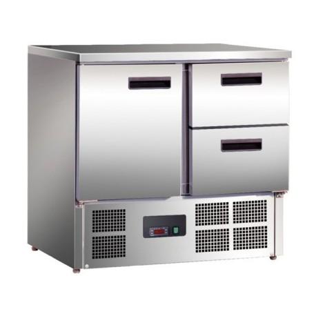 Table réfrigérée 240L