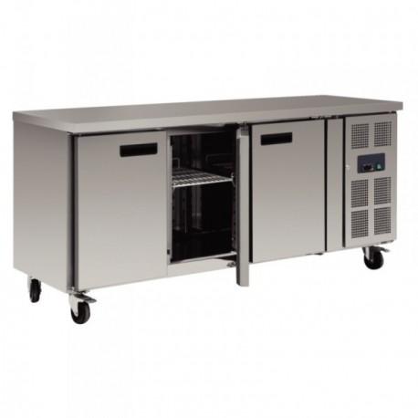 Table réfrigérée négative 553L