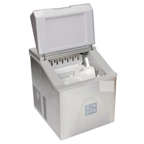 Machine à glaçons de comptoir 15kg Gastromastro