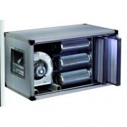 Syst�me de purification de l&aposair 4500m� - (avec pr�filtre et filtre au charbon actif)