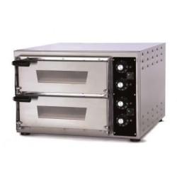 Four à pizza électrique - 2 pizzas* 34 cm