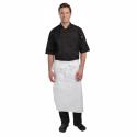 TABLIER DE CHEF BLANC Gastro