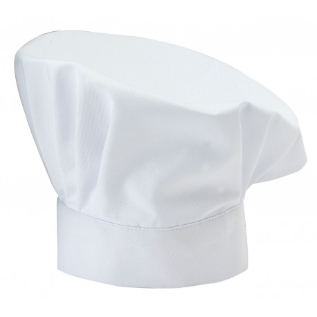 Toque blanche (25 cm)