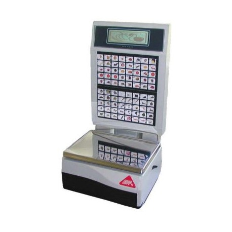 Balance poids prix libre service Exa X3300