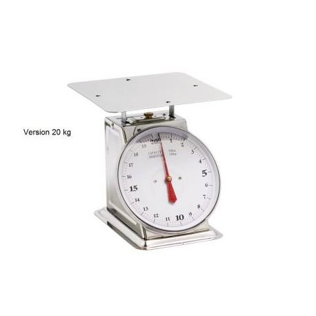Balance mécanique Tellier