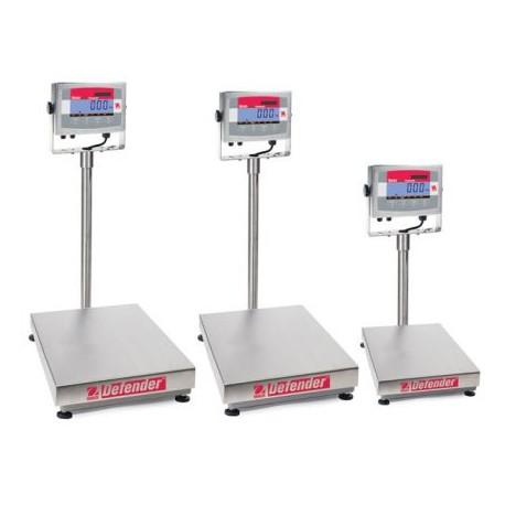 Balance modulaire Ohaus Defender 3000 inox