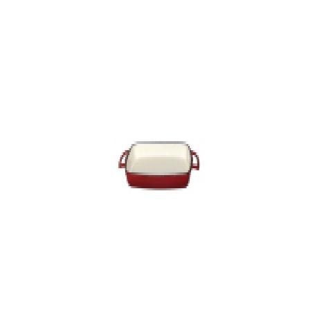 PLAT EN FONTE MOYEN RECTANGULAIRE Gastro
