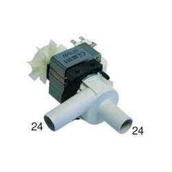 Voir toutes les autres pièces POMPES DE VIDANGE  retour POMPE VIDANGE DX 100W 0.13HP 230V 50HZ ENTREE 24MM