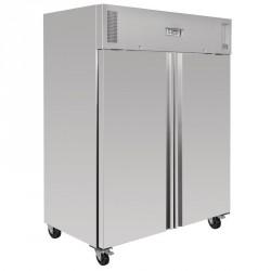 Congélateur professionnel Gastronorme 2 portes 1400L