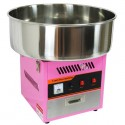 Machine à barbapapa en acier inox