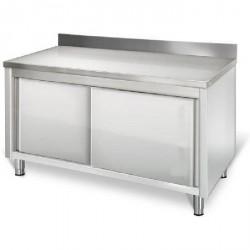 Table de Préparation Vogue en Inox 1200X600mm