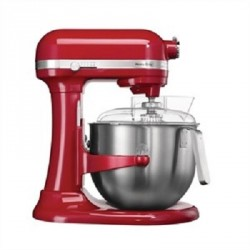 Mixeur professionnel rouge
