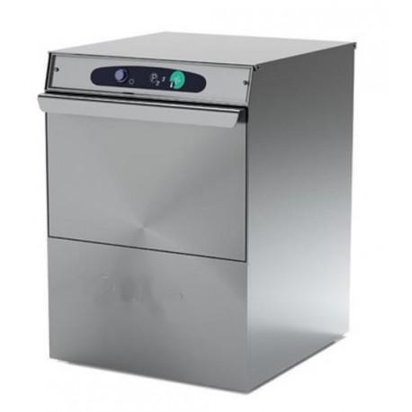 Lave-vaisselle industriel professionnel 500x500mm + pompe de vidange