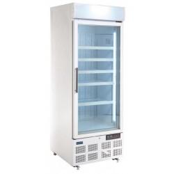 Vitrine réfrigérée négative une porte avec bandeau lumineux Polar