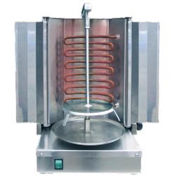 Doner kebab grill 3 heating element / maximum 60kg