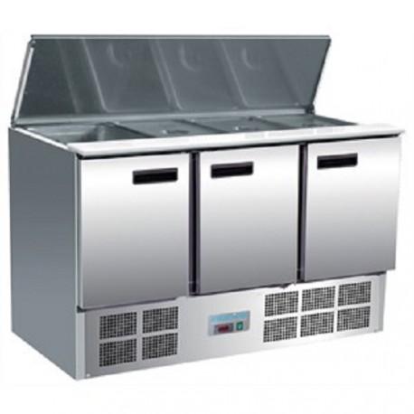 Comptoir réfrigéré à salades 368L Polar