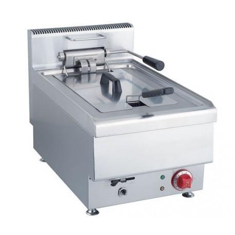 Friteuse à gaz de 10 litres ( 6,9 kW )