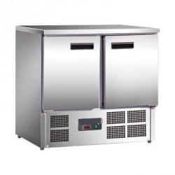 Table réfrigérée compacte 2 portes 240L