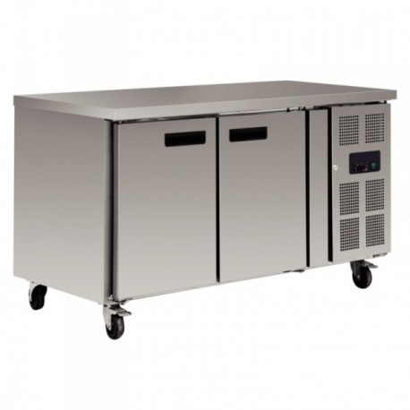 Table réfrigérée négative 282L