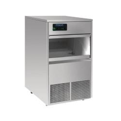 Producteur de glaçons, refroidissement à air, 50 kg/24 h