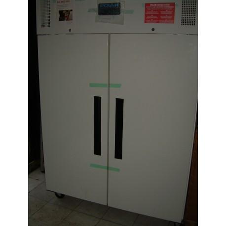 Armoire réfrigérée positive gastronorme double porte Polar 1200L
