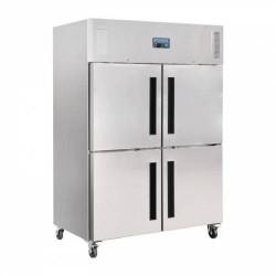 Réfrigérateur 1 porte blanc 400L Polar