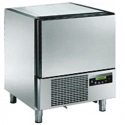 Blast Chiller Shock Freezer 170 Ltr, +90 °C/-18 °C, 5x GN 1/1 or 60x40
